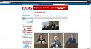 """Fotorelacja z konferencji """"Kardiologia Prewencyjna 2011"""""""